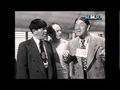 Los Tres Chiflados [MMR] - Un Loco en un Tren - YouTube