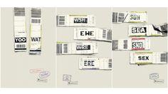 Ogilvy & Mather UK - Expedia Luggage Tag Ads