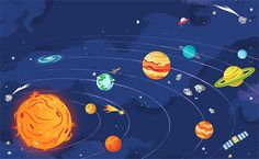 Incredible Space-Activity Book on Behance