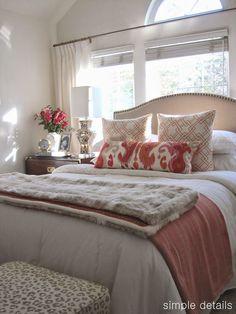 Simple Details: one room challenge ~ a craigslist bedroom reveal:
