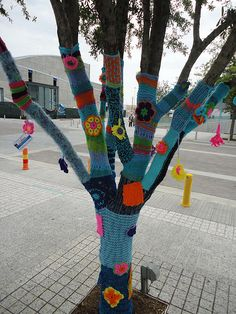 Yarnbombing 2011 | by robstave