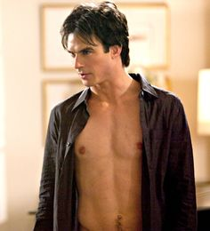 See your favorite topless actors from The Vampire Diaries, 90210, Hart of Dixie, Nikita, One Tree Hill, Gossip Girl and more