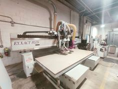 2003 Anderson Exxact Plus CNC Router For more information please call 877-622-4657 Ext. 103 #machineryassociates #cnc #cncrouter #router #woodworking #woodworkingmachinery #used #usedmachinery #machinery #machining #machineryforsale