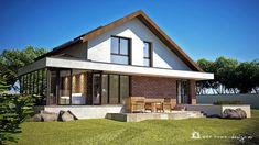 Case mici | House Design A Frame Cabin, Design Case, Home Fashion, House Plans, House Design, Mansions, Interior Design, House Styles, Home Decor