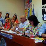 FOTOGALERIA: Lanzamiento Carnavales Correntinos 2017 en Municipalidad de Corrientes (28/12/2016)