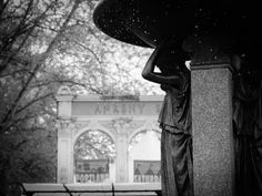 Skidmore Fountain, Portland, Oregon