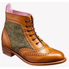 Image result for harris tweed shoes