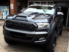 Ford Ranger Wildtrack