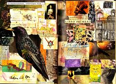 2 collage Journal 34+35 | Flickr - Photo Sharing!