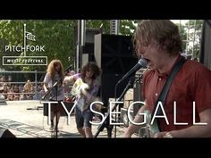 """Ty Segall performs """"I Bought My Eyes"""" at Pitchfork Music Festival 2012"""