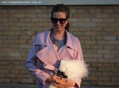 Lady Melbourne's Kuwaii coat