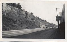 Photo:Roosevelt Highway,California Incline,Santa Monica,California.