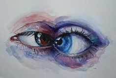 Pinterest: @lciafialho #art #draw #eyes #grunge