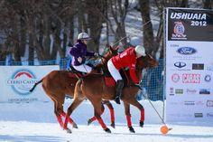 Fin del Mundo Snow Polo Cup  by INVICTUS Snow Polo