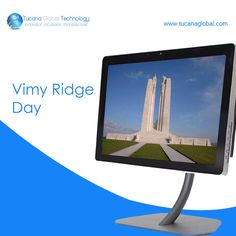 Today is #VimyRidge Day in #Canada.