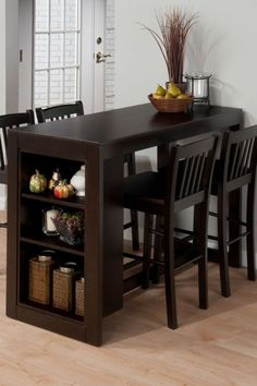 Stunning Small Dining Room Table Furniture Ideas - Page 51 of 56 Living Dining Room, Small Dining Room Table, Breakfast Nook Furniture, Small Kitchen, Small Living Dining, Kitchen Design, Dining Room Small, Dining Room Furniture, Dinning Room Tables