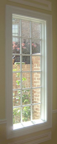 This Distictive Look Is Now Available In Vinyl Replacement Windows As Well
