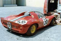 Dino 206 S #38 - Le Mans 1966