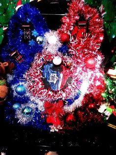 "UGLY CHRISTMAS SWEATER""TEXANS"""