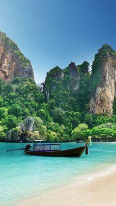 Thailand Beaches iPhone 6 Wallpaper 26930 - Beach iPhone 6 Wallpapers