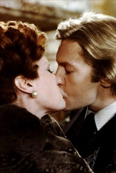 Silvana Mangano & Helmut Berger in 'Conversation Piece'