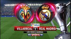 Live Stream: Villarreal vs Real Madrid http://www.cadalool.com/live-villarreal-real-madrid/