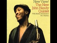 The New John Handy Quintet - (Naima) In Memory Of John Coltrane