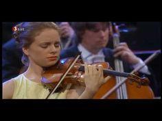 01 Brahms Violin Concerto, Julia Fischer (Violin) - 1rst Movement ( 1/3 )