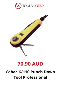 Extra head is stored in a compartment in the top of the tool which includes a KATT and 110 punch down head along with adjustable impact settings and robust general purpose tool Computer Gadgets, Punch, Purpose, Tools, Instruments, Utensils, Alcoholic Punch, Appliance, Vehicles