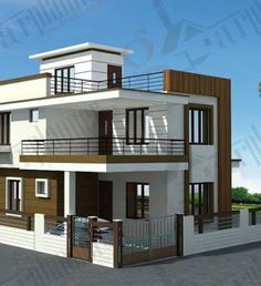 Check The Photos Of Some 35 Most Affordable And Simple Design That You Can  Pattern Your Dream House. It Is Design For Long Term And With 2nd Floor U2026