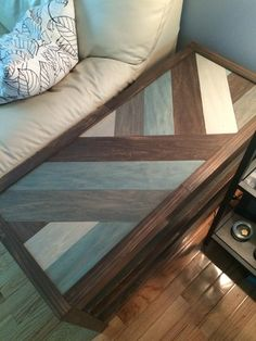 Mosaic Top End Table