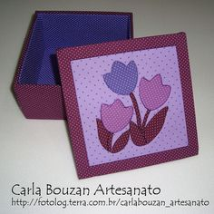 Caixinha tulipa | Flickr – Compartilhamento de fotos!