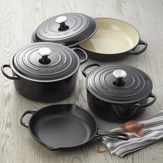 Le Creuset Cookware