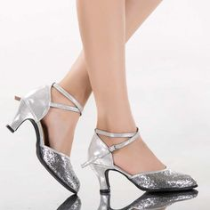 28.78$  Watch now - https://alitems.com/g/1e8d114494b01f4c715516525dc3e8/?i=5&ulp=https%3A%2F%2Fwww.aliexpress.com%2Fitem%2FSilver-Gold-Black-Red-Glitter-Closed-Toe-Dance-Shoe-Ballroom-Salsa-Latin-Waltz-Tango-Bachata-Dancing%2F32780035588.html - Silver Gold Black Red Glitter Closed Toe Dance Shoe Ballroom Salsa Latin Waltz Tango Bachata Dancing Shoes ALL Size 110