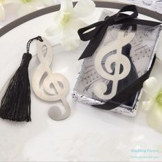 Metal Timeless Duet Bookmark with Tassel52