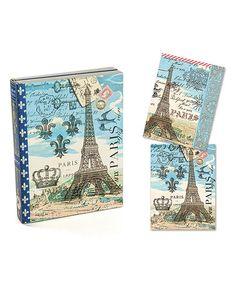 Loving this Paris Note Set on #zulily! #zulilyfinds