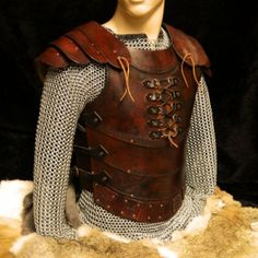 """leather armor 