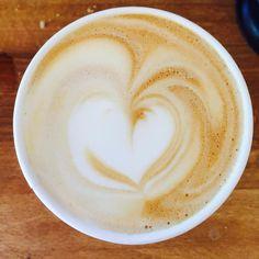 Latte from @fogliftercafe @chef_erikafogliftercafe #sf #california #latteart #latte #espresso #espressosteam #espressoart #craftcoffee #coffeeart #coffeeroaster #coffee #coffeetime #coffeelover #coffeeaddict #coffeeshop #cafe #caffeine #lattemacchiato #baristalife #coffeegram #coffeeporn #barista #latteartgram #art #nofilter
