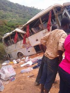 St. Zion: OMG! School kids die on their way back from excurs...