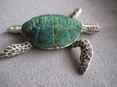 stuffed sea turtle *Tutorial Added*