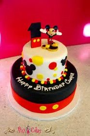 Image result for mickey mouse birthday cakes for boys