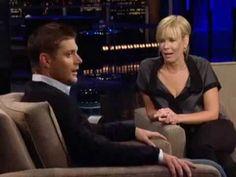 Jensen Ackles talks about the Hilton Sisters