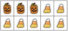 Classroom Freebies Too: Halloween Ten-Frames