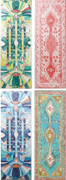 I love these yoga mats! #anthroregistry