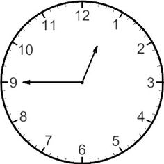 free analog clock clip art teaching math pinterest clip art rh pinterest com time clock clipart free digital time clock clipart