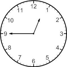 free analog clock clip art teaching math pinterest clip art rh pinterest com clipart of alarm clock clipart of alarm clock