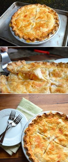 Peach Pie, it's the BEST!