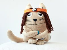Hippikotek, czyli Kot Hippis - ecotule