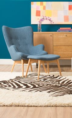 Love that chair set #furniture_design