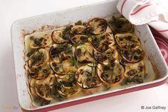 Lemon & Rosemary Baked Fish - Pescado Horneado con Limón y Romero - Cook For Your Life